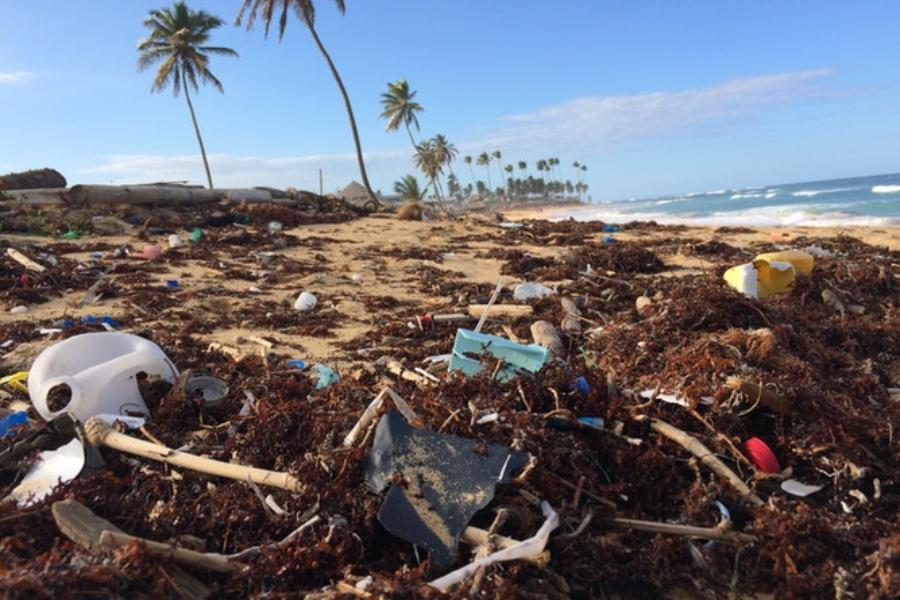 plastico nos oceanos lixo
